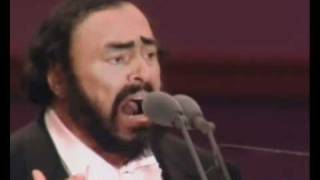 Pavarotti - Caruso (english subtitles)