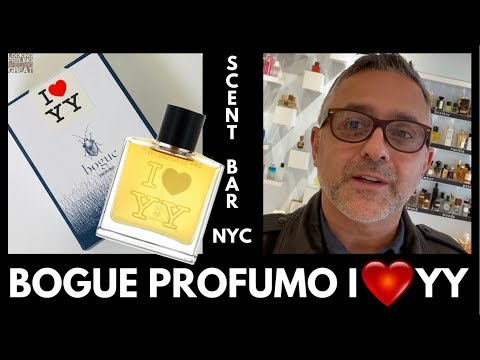 Bogue Profumo I ❤️YY Preview | Luckyscent Scent Bar NYC Exclusive Fragrance | USA BOTTLE GIVEAWAY