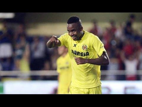 "Cedric Bakambu ► | ""Barcelona´s Nightmare"" | Villarreal ● Best Skills and Goals ● 2015/16"