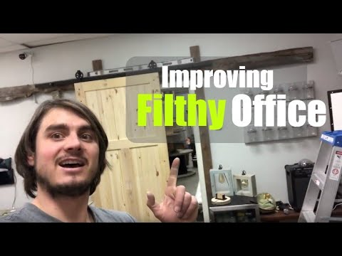 My Office is FILTHY!