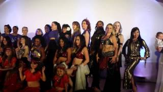 Anais Belly Dance and Fusions third anniversary 3