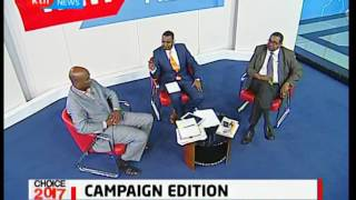 Campaign Edition: NASA and jubilee transverse Meru and Kakamega respectively (Part 2)