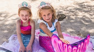 CLAIRE TURNS 7!! CLAIRE'S HAWAIIAN BIRTHDAY WITH THE BUCKET LIST FAMILY