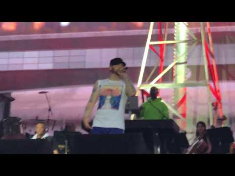 Eminem - Just Don't Give a Fuck (Hannover, Germany, 10.07.2018) Revival Tour
