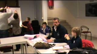 preview picture of video 'Conseil des enfants de Mouscron'