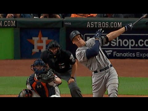 ALCS Gm6: Judge smashes a solo homer in the 8th