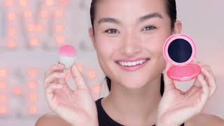 beautyblender - how to apply the beauty blusher