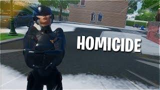 """Fortnite Montage  - """"HOMICIDE"""" (Shoreline Mafia)"""
