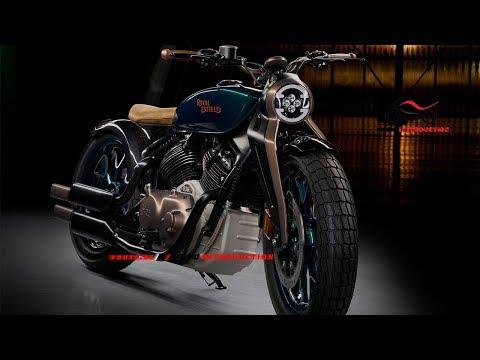 Details 2019 Royal Enfield KX Concept Debut At EICMA 2018 | Royal Enfield KX 838 Concept 2019