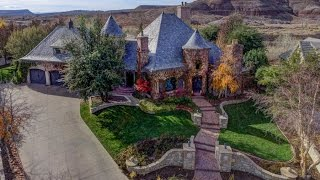 Beautiful 8,500 SQ.FT. French Country Home On 1.6 Acres In Utah USA