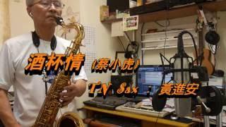 酒杯情(蔡小虎)_黃進安 TN Sax 演奏,作詞:張錦華/作曲:杉本真