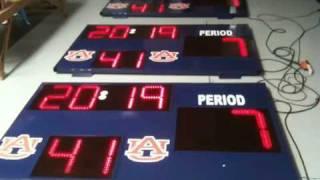 Scoreboard Video