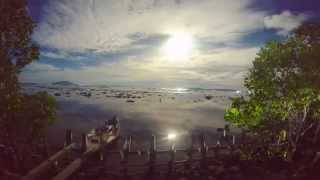 "GO PRO : LEMUKUTAN ""MOONRISE"" (TIMELAPSE) PART 1 by @geenooz"