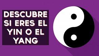 Cual predomina en ti? El Yin o el Yang? Descubre si eres el Yin o el Yang con este divertido test! ↠↠ ¡No te olvides de suscribirte para no perderte ningún test!