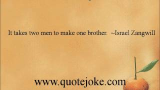Brothers Quotes @ Http://quotejoke.com