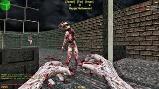 Counter Strike 1.6: Zombie Escape - Assault   World War