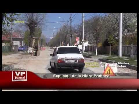 Explicatii de la Hidro Prahova