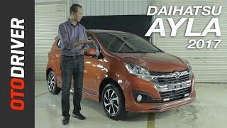 Daihatsu Ayla 2017 First Impression Review Indonesia | OtoDriver