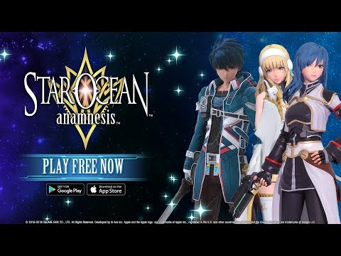 Star Ocean: Anamnesis] Global Release  Nier Event  2B (again