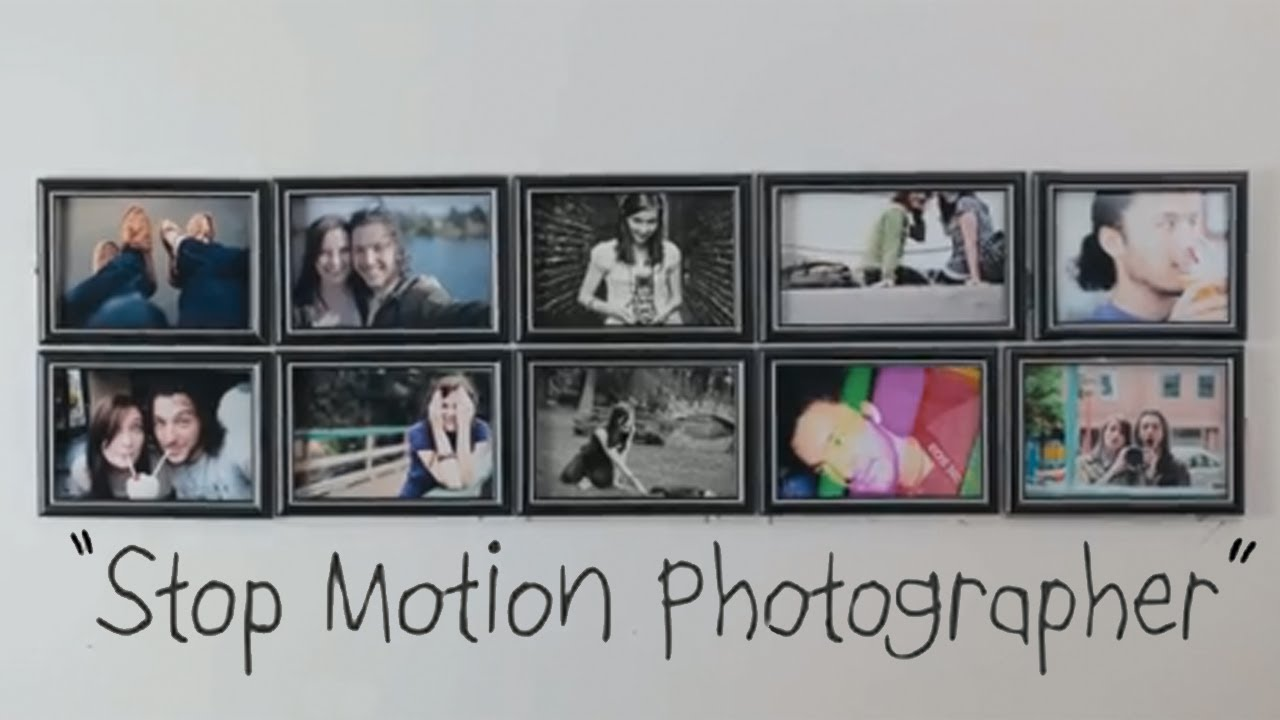Stop-Motion Within A Stop-Motion Is The Inception Of Romance