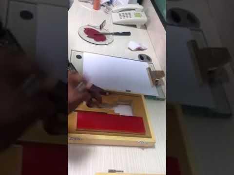 Offset Ink Proofing Kit