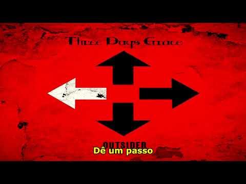 Three Days Grace  - Nothing To Lose But You (Legendado)