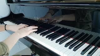 추억의 악보 피아노명곡집1 수록곡 '작은 왈츠' (Valsette in G) - 원곡과 다른 부분을 원곡대로 수정한 연주