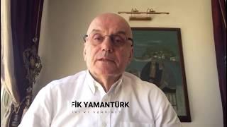 Tevfik Yamantürk'ten Sağlık Çalışanlarına Teşekkür Mesajı