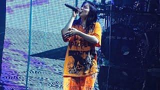 Billie Eilish, Ocean Eyes (live), San Francisco, May 29, 2019 (4K)
