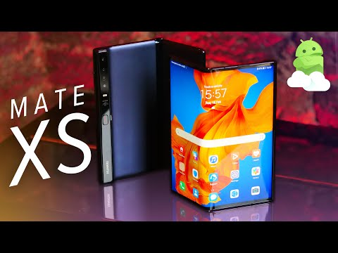 External Review Video iDSuELzidFM for Huawei Mate Xs 5G