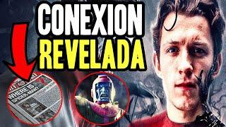 ¡Confirmado! revelan que Morbius conecta al UCM y Venom 2, NOTICIAS Kang el conquistador Loki