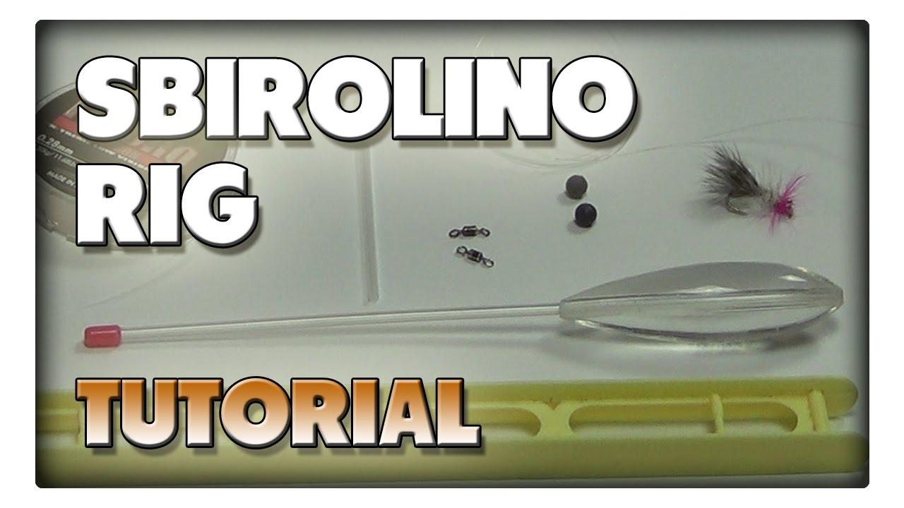 Sbirolino Montage fürs Spinnfischen auf Meerforelle - Tutorial und Tipps