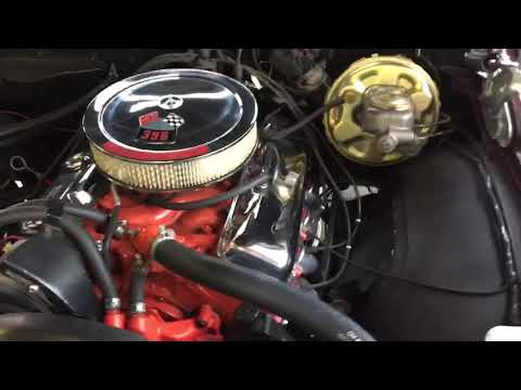 Video of '69 Chevelle SS - LXMQ