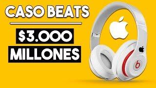 🎧 ¿Por qué Apple Compró la Empresa Beats por $3.000 millones? | Caso Beats Electronics