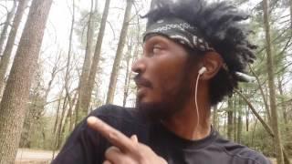 The Blackalachian - Day 2 Part 2. Appalachian Trail thru hike 2017