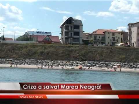 Criza a salvat Marea Neagră! – VIDEO
