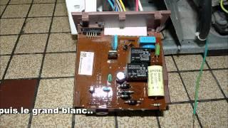 Tuto depannage Whirlpool ARC4030 (HD 720P) French Refrigerator Repair
