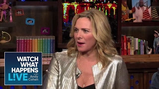 What Kim Cattrall Wouldn't Do on 'Sex and the City' | WWHL | Kholo.pk