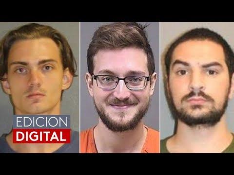Arrestan a tres hombres que presuntamente planeaban masacres masivas en EEUU