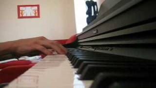 Кино - Виктор Цой - Спокойная ночь Piano (cover)