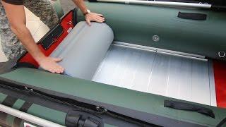 Надувные пуфики для надувных лодок