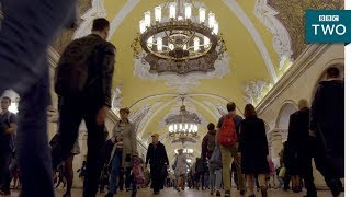 The Moscow Metro: World's Busiest Cities - BBC Two