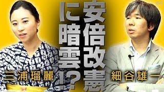 三浦瑠麗×細谷雄一「改憲に暗雲&トランプの半年」前編