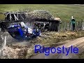 Rallye de la rivière Drugeon 2018 crash , on the limit By Rigostyle