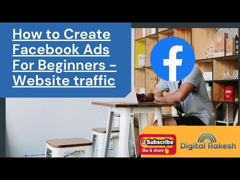 How to Create Facebook Ads For Beginners
