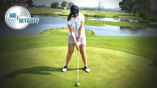 HOW TO HIT A GOLF HYBRID CLUB