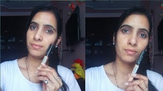 Maybelline fit me concealer review(25 medium) BEAUTYTALE