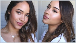 MY EVERYDAY MAKEUP ROUTINE!| Maria Bethany