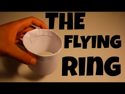 HOW TO MAKE THE FLYING RING - NIGA HIGA (Best Way)