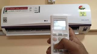 हिंदी - LG DOUBLE INVERTER AC - BEST Energy Saver AC - DOUBLE Saving